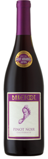 Barefoot Pinot Noir 750ml - Case of 12